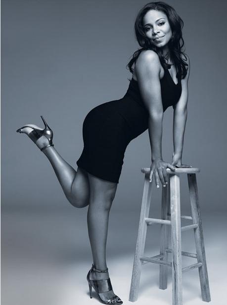 Actress-Sanaa McCoy Lathan-Pinterest
