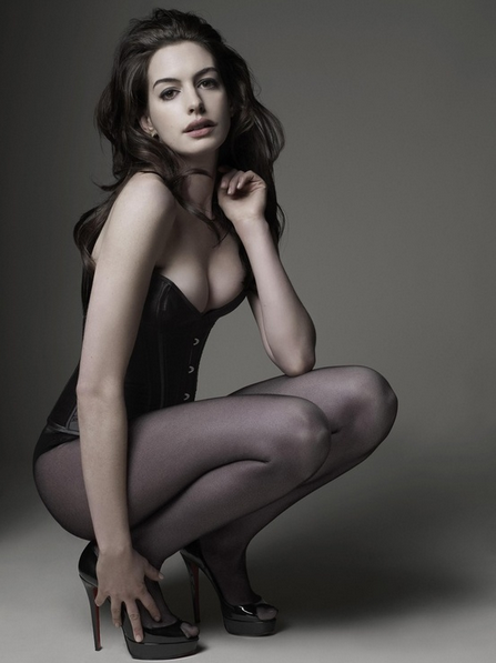 Actresses-actress, Anne Jacqueline Hathaway