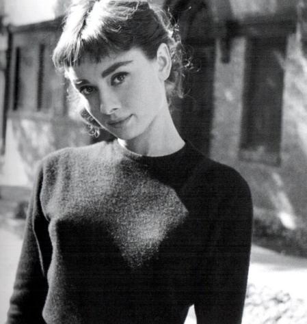 Actresses -Audrey Hepburn- Pinterest