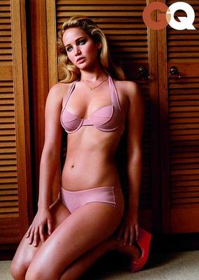 Actresses - Jennifer Lawrence-Pinterest