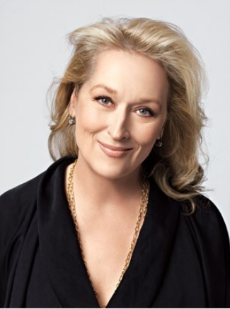 Actresses - Mary Streep-Pinterest