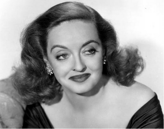 Bette Davis - CEARENSES INTERNACIONAIS