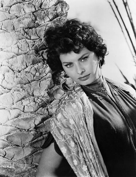 Sophia Loren - IMDb